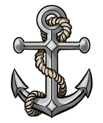grey anchor tattoo picture. Black Bedroom Furniture Sets. Home Design Ideas