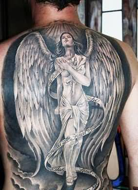 Tattoo johnny religious and spiritual spiritual tattoos - Com Img Src Http Www Tattoostime Com Images 03 Angel Tattoos For