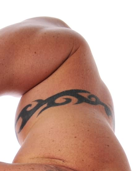 Armband Tattoos : Page 6 African Lion Footprints