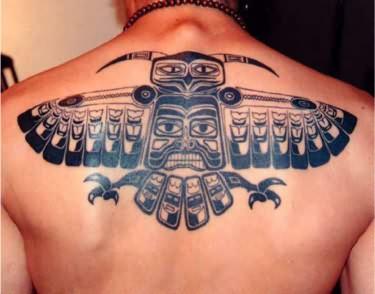 Aztec Tattoo Images & Designs