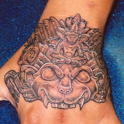 Aztec Snake Tattoo Designs http://www.tattoostime.com/tattoos/aztec/page/3/