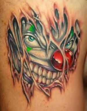 Gangsta Tattoo Images & Designs