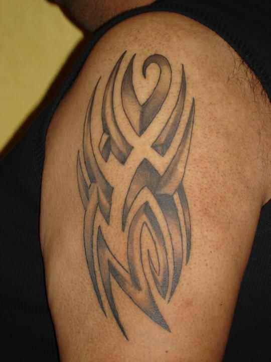 gangsta new design tattoo. Black Bedroom Furniture Sets. Home Design Ideas