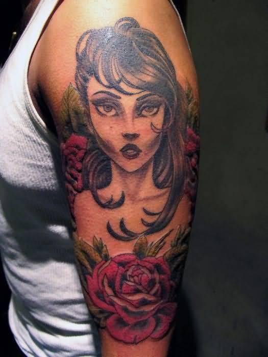 gangsta girls tattoos - photo #44