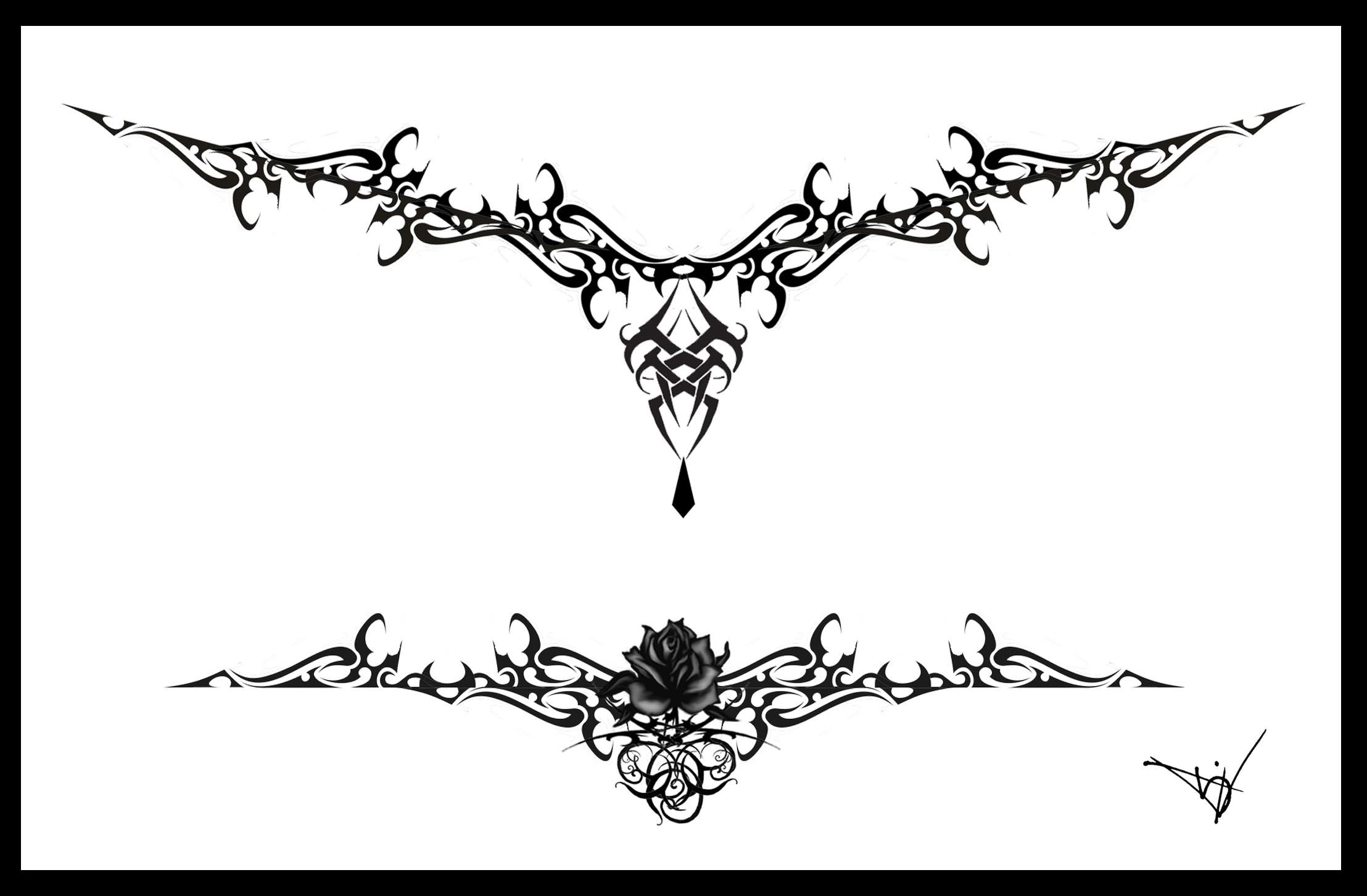 Tattoo designs uk women gothic tattoo ideas for women