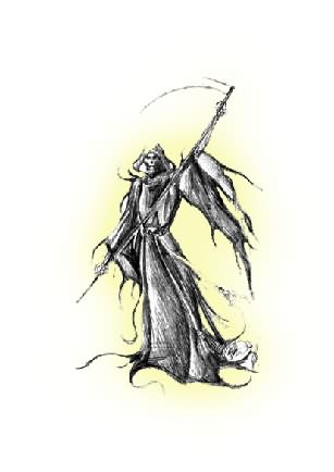 Grim Reaper Designs For Tattoo Art