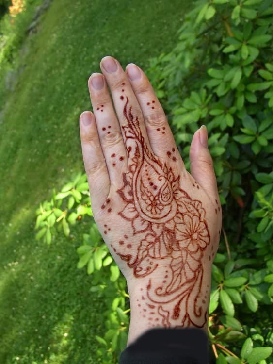 New Style Henna Tattoo Designs