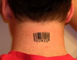 Bar Code - Geek tattoo