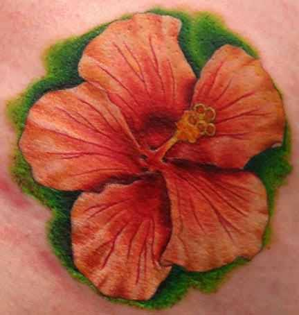 Hibiscus Tattoos Pictures and Images : Page 2