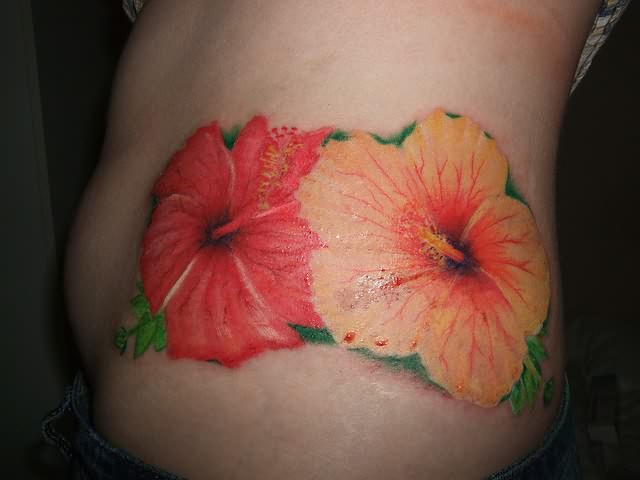 Hibiscus Tattoos  Page 5