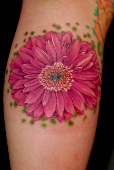 Daisy Gerber Tattoo Designs