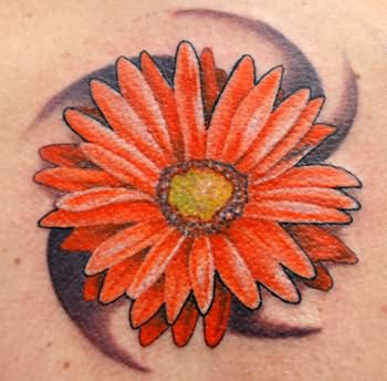 Daisy Gerber Tattoo