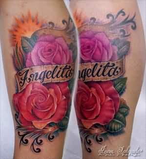 Roses Tattoos For Body