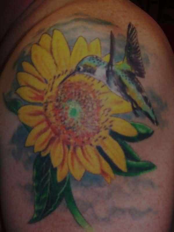 Sunflower Tattoos : Page 3