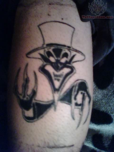 Hatchet ICP Tattoo