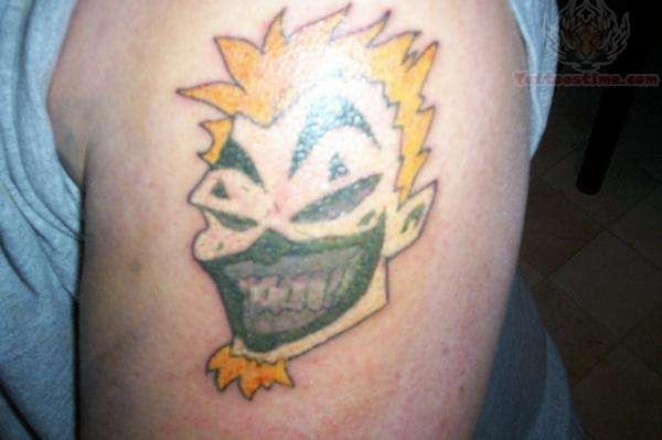 Icp Dope Tattoo On Sleeve