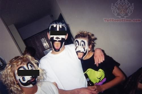 Icp Faces Tattoos