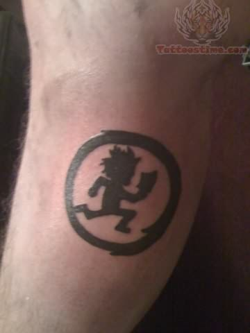 Icp Man Tattoo