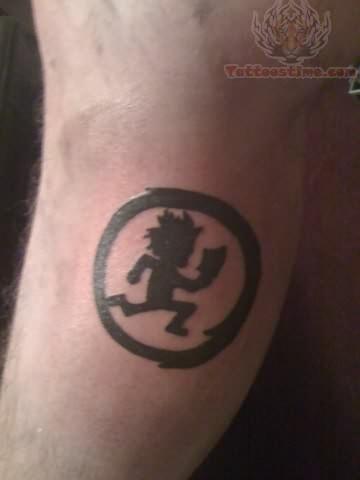 Icp Man Tattoo