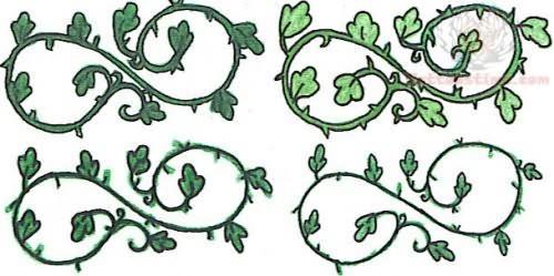 Infinity Symbol Tattoo Designs