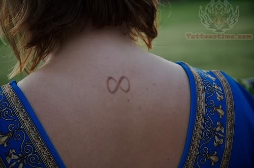 Infinity Symbol Tattoo for Rip