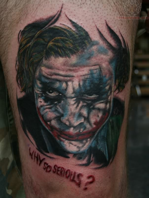 Joker Tattoo Supply Reviews