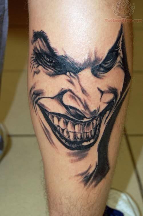 joker tattoos page 19