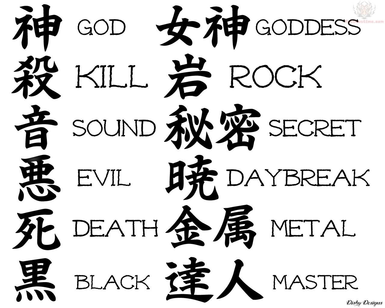 Kanji symbol new designs biocorpaavc Image collections