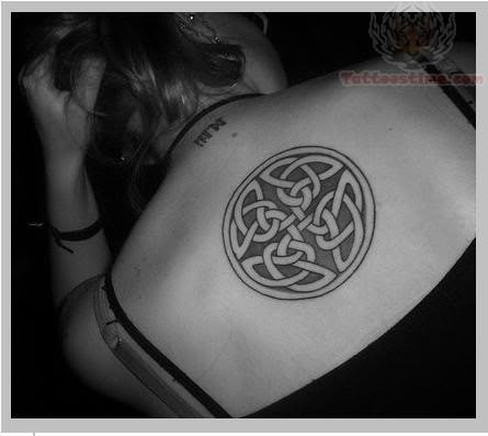 Celtic Knot Tattoos and Meanings