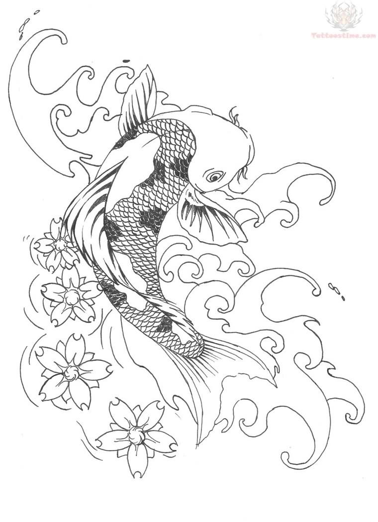 Pisces koi tattoo designs koi fish tattoo design samples