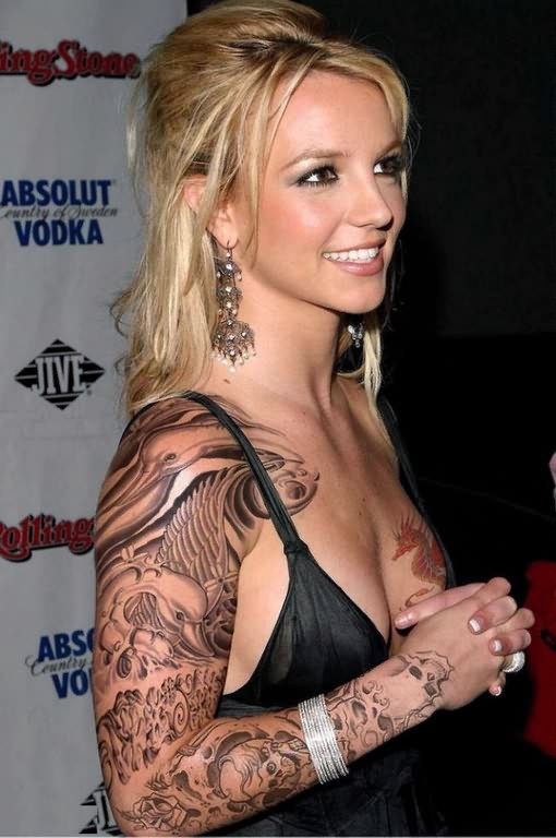 Cool Celebrity Arm Tattoos