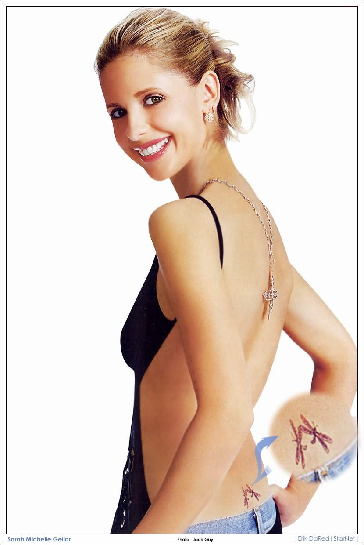 Celebrity Sarah Michelle Gellar nude photos 2019