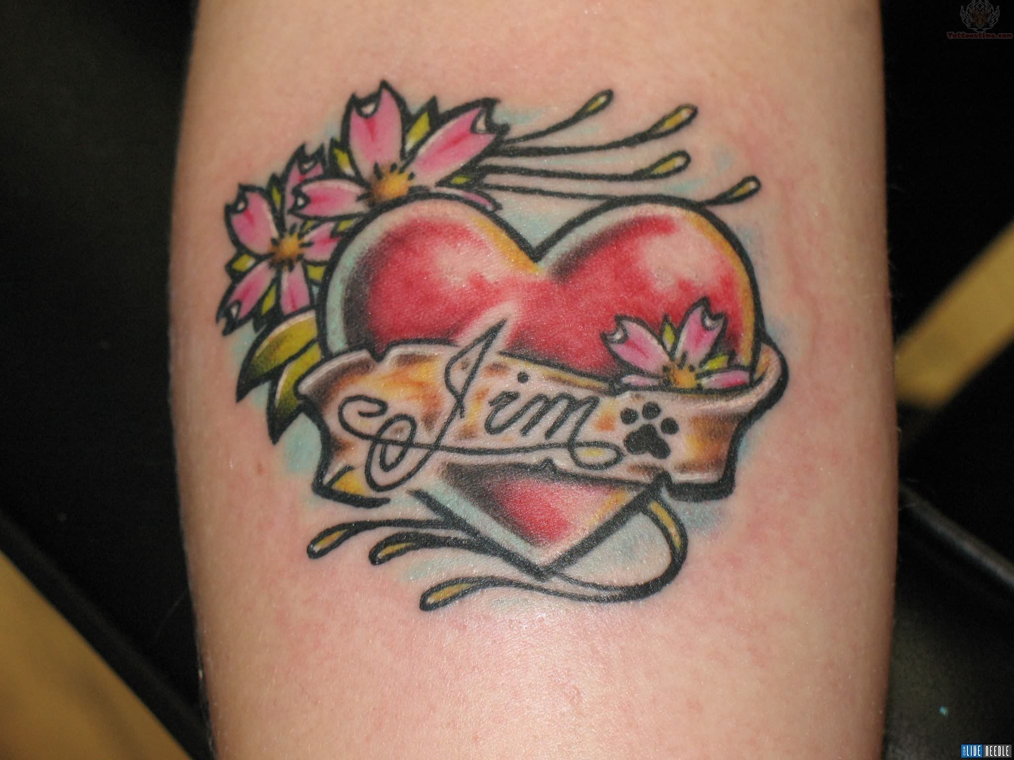 love tattoo: