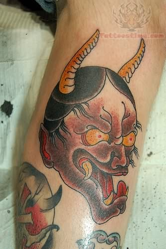 Mask tattoo images designs for Face mask tattoo