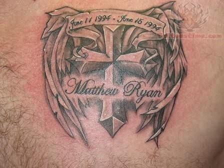 matthew ryan memorial tattoo. Black Bedroom Furniture Sets. Home Design Ideas