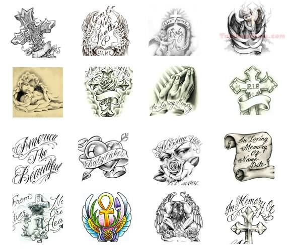 TATTOO DESIGNS amp SYMBOLS  S  Vanishing Tattoo