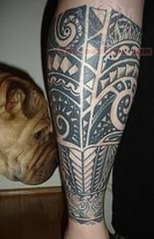 hawaiian tattoo designs on Graceful Hawaiian & Polynesian Tattoo