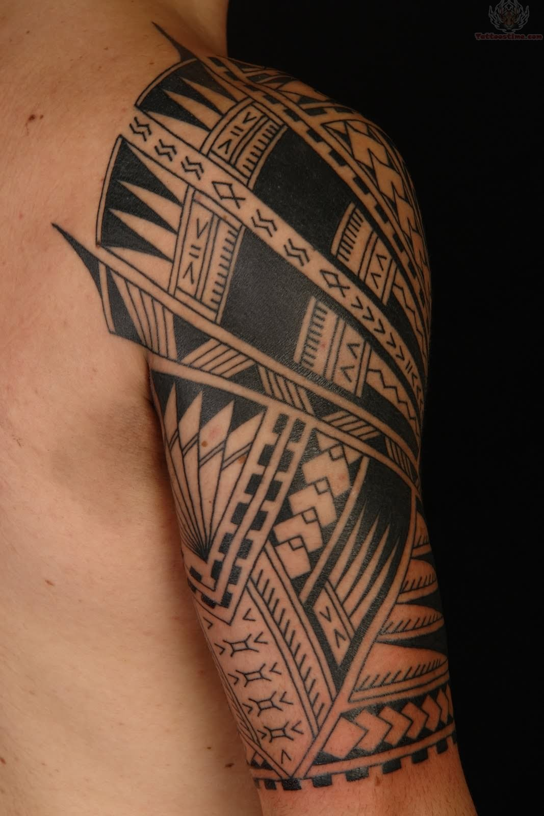 Polynesian Tattoos, Maori And