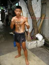 Thai Tattoo On Front