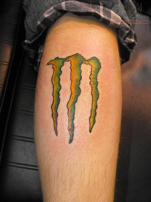 Monster Tattoo Images Amp Designs