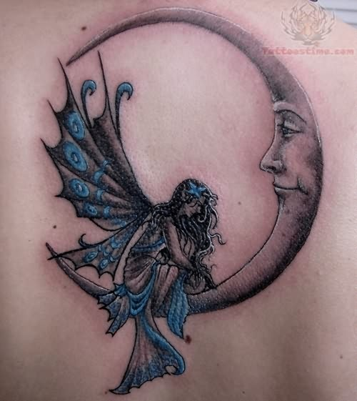 Fairy Tattoos Designs 10