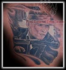 Movie Hero Tattoo
