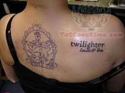 Twilighter Movie Tattoo
