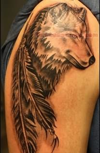 40 Native American Tattoo Designs that make you proud ...