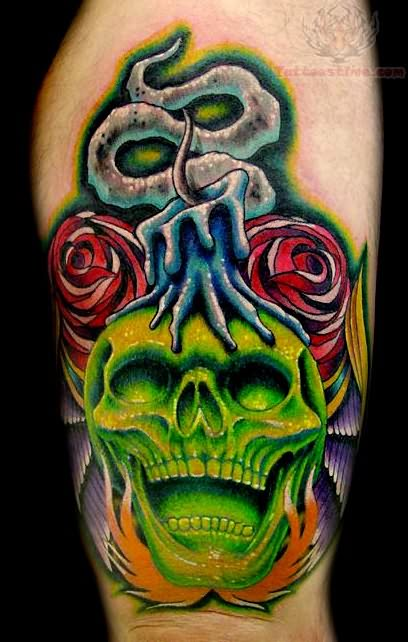 Old School Tattoo Imag...