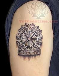 Pagan Tattoo Picture