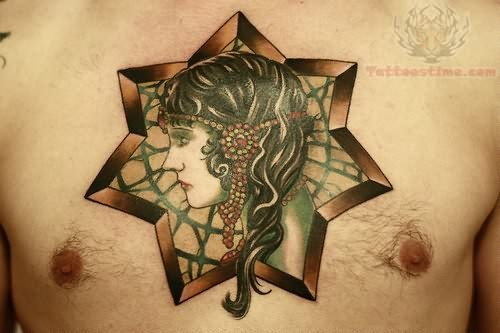 Pagan Celtic Tattoo Muscles