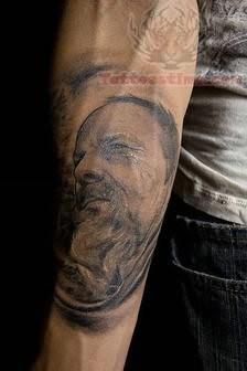 Amazing People Tattoo On Arm