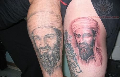 People Tattoo Images Designs