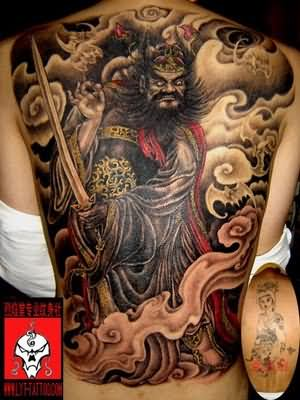 Chinese Tattoo Images amp Designs